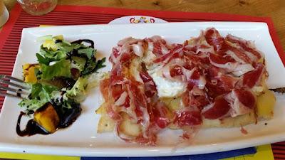 Comida en Andorra