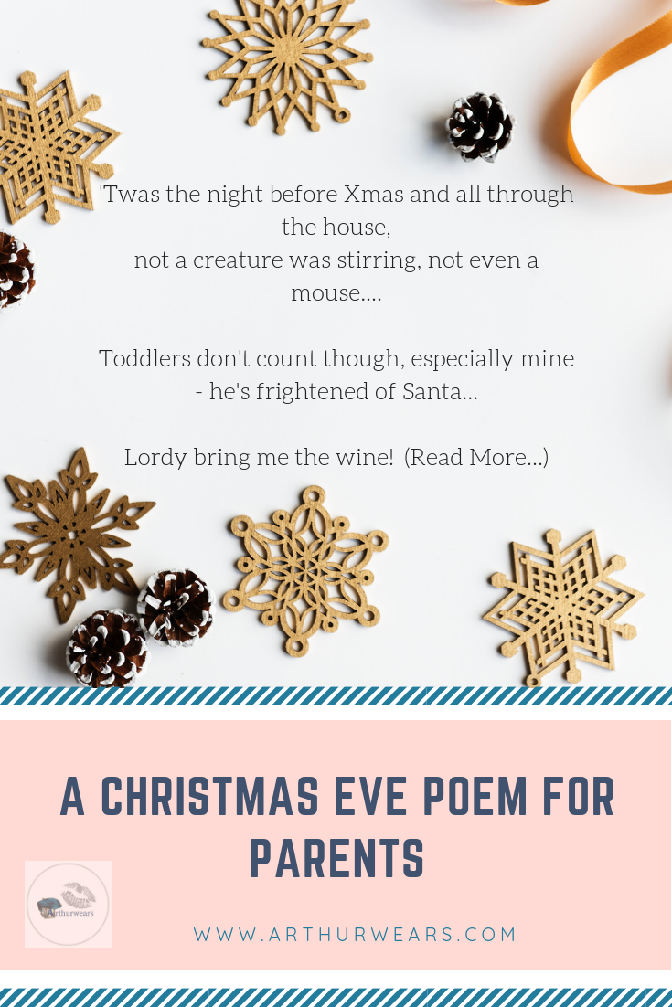 Christmas Eve Poem.Arthurwears Christmas Eve Poem For Parents
