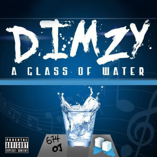 Dimzy - A Glass of Water Cover