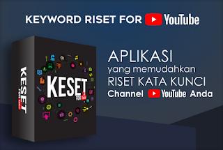 riset keyword for youtube