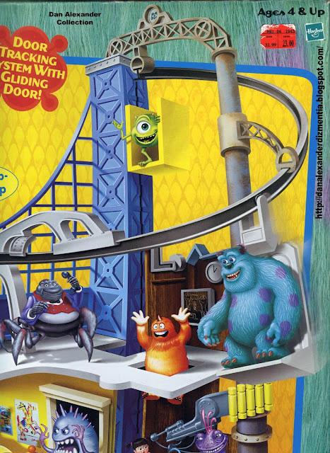 Dan Alexander Dizmentia Disney S Monsters Inc Door