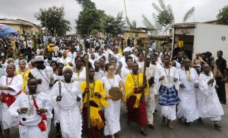 Osun-Oshogbo Festival