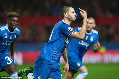 cuplikan-gol-Sevilla-vs-Juventus-23-November-2016