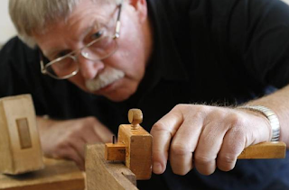 Precision on Woodworking