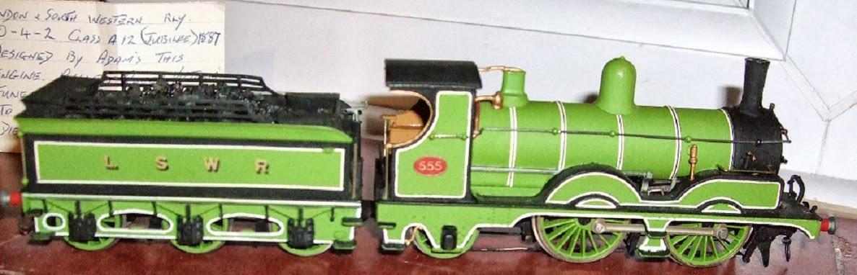 Geoff Tyler Railway Modeller 2013