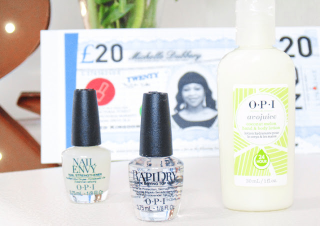Nice Nails Baby First Subscription Bag