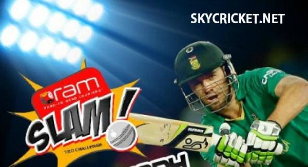Watch Ram Slam T20 Challenge 2017