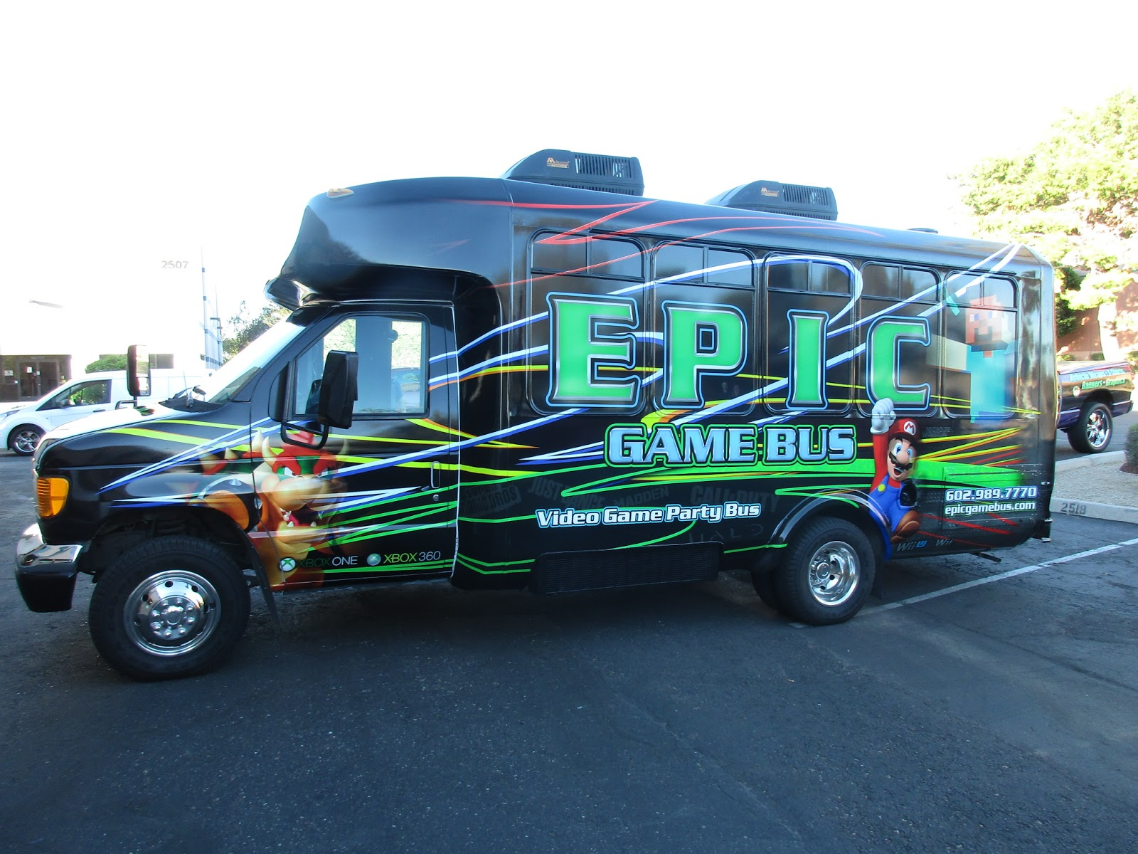 Vehicle Wraps and Screen Printing by Fast-Trac Designs and