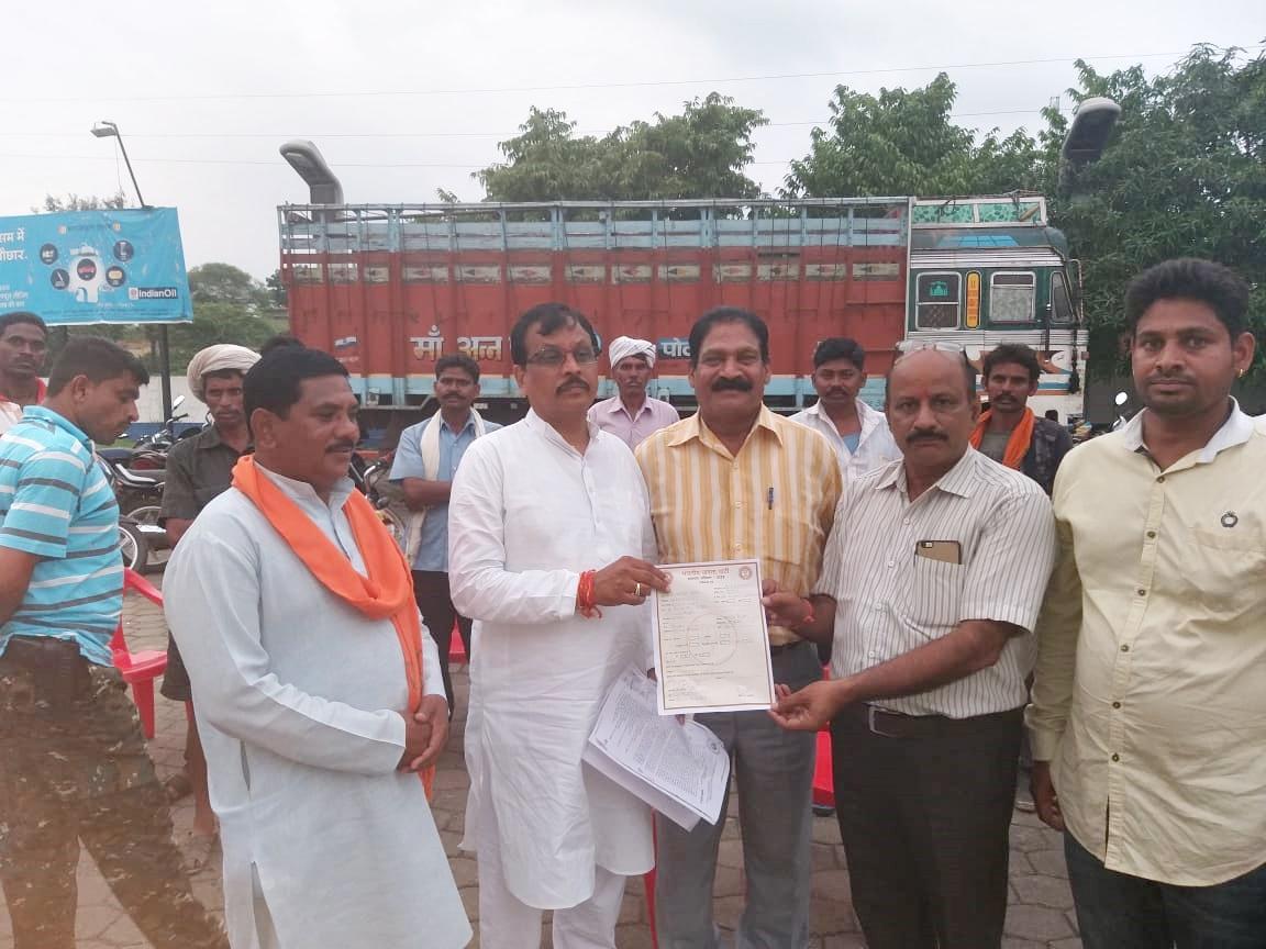Jhabua News- सेवा निवृत्त डीएसपी कलसिंह भूरिया ने भाजपा की सदस्यता ग्रहण की