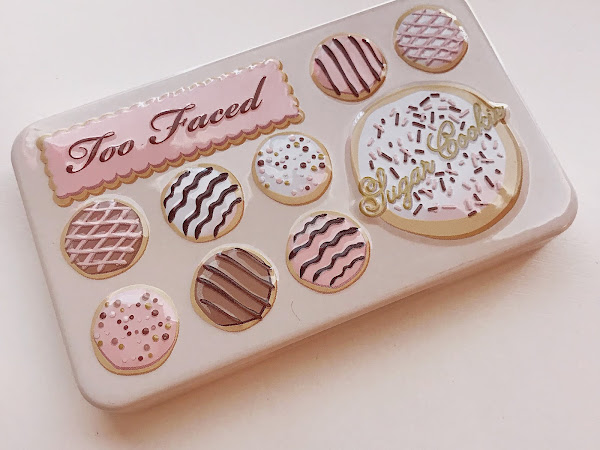 Too Faced 'Sugar Cookie' Eye Shadow Palette | Review