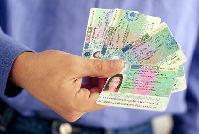 تسهيل منح فيزا شنغن لمواطني الدول العربية 2018