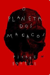 Capa do livro Planeta dos Macacos