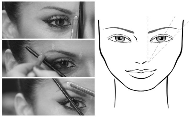 How To Shape Your Eyebrows? All The Secrets Of Perfect Eyebrows! (VIDEO)