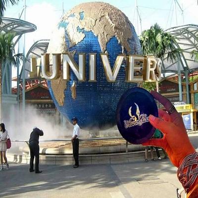 Lulur Aura Glow go to Singapure