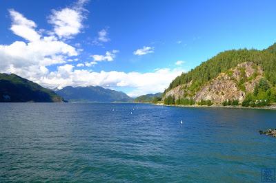 Le Chameau Bleu - Canada - Porteau Cove