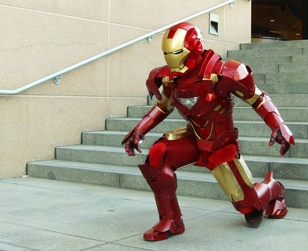 Iron man suits cosplay