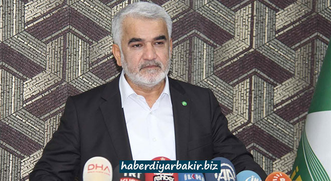 Islamic congregations comes first at resisting the coup attempt: Yapıcıoğlu