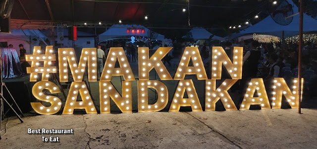 Sandakan Food Festival 2019 Bandar Kim Fung