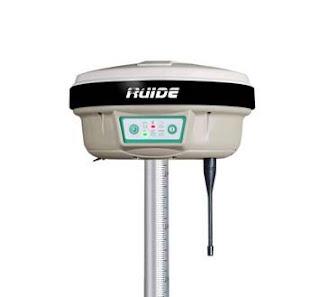 GPS Geodetic Ruide R90X