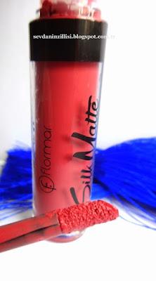 flormar-silk-matte-liquid-lipstick-inceleme