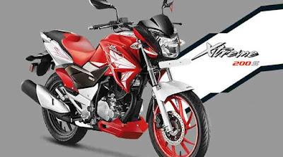 Hero MotoCorp Xtreme 200S Free HD Wallpaper
