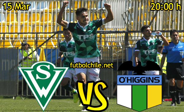 Ver stream hd youtube facebook movil android ios iphone table ipad windows mac linux resultado en vivo, online:  Santiago Wanderers vs O'Higgins,