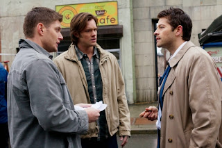"Recap/review of Supernatural 6x15 ""The French Mistake"" by freshfromthe.com"