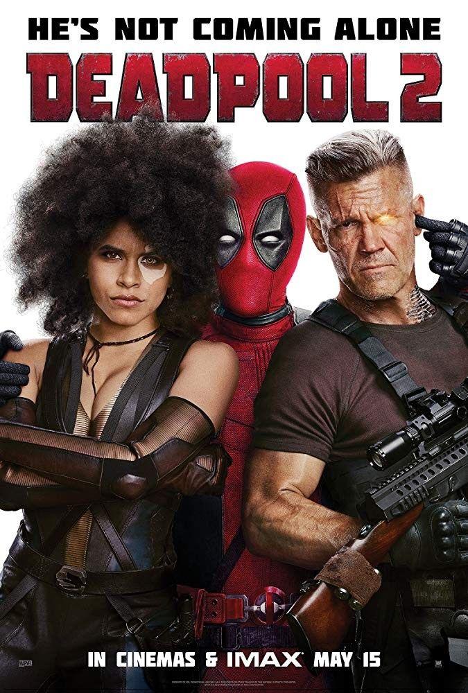 Deadpool 2 2018 Hindi Dual Audio 450MB BluRay Download
