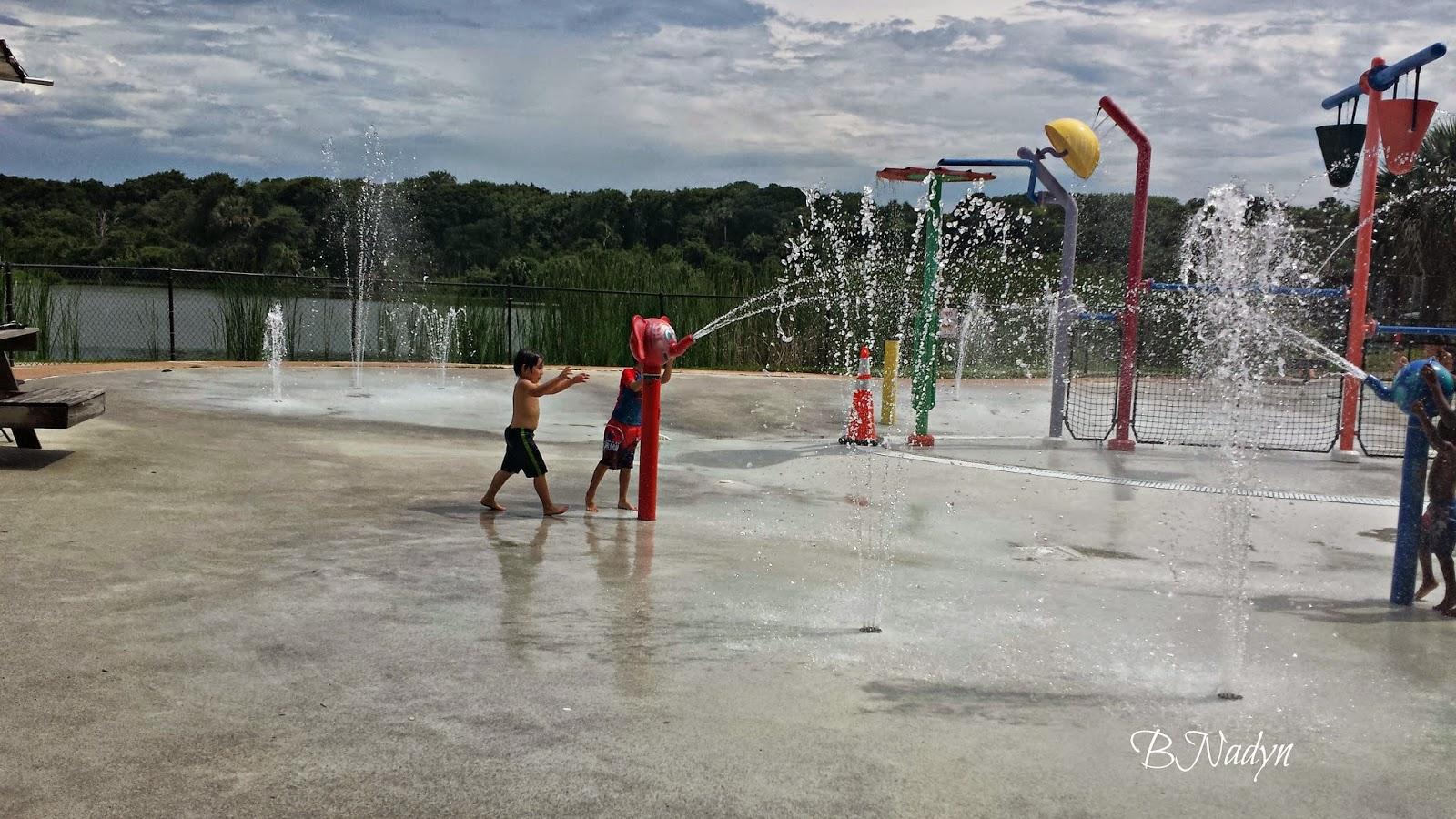 Kathryn Abbey Hanna Park Splash Jacksonville