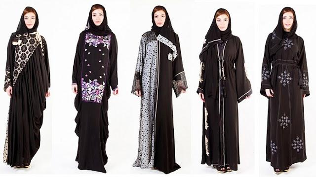 Trend Busana Abaya Arab