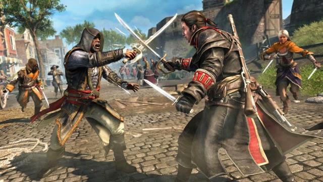 Assassins Creed Rogue PC Full Español