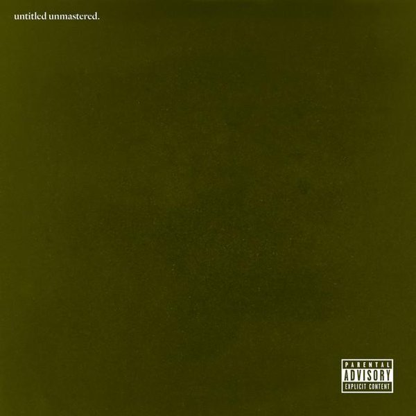 KENDRICK LAMAR -UNTITLED.UNMASTERED (ARTWORK)