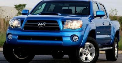 Toyota Tacoma 2018, date de sortie, prix et spécification Rumeur -  2018 Toyota Tacoma