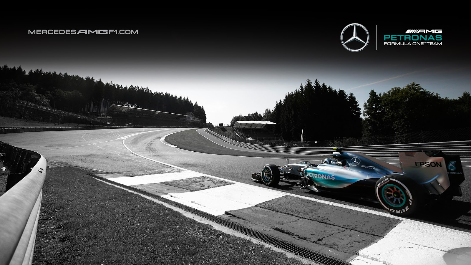 mercedes amg petronas w06 2015 f1 wallpaper kfzoom. Black Bedroom Furniture Sets. Home Design Ideas