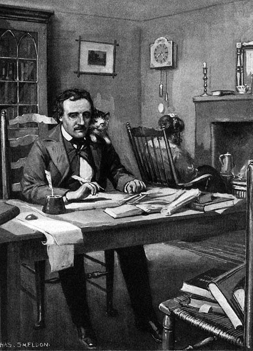 edgar allan poe wiiam willson and American masters – edgar allan poe: buried alive edgar  poe's experience at  the school would later inspire his short story william wilson.