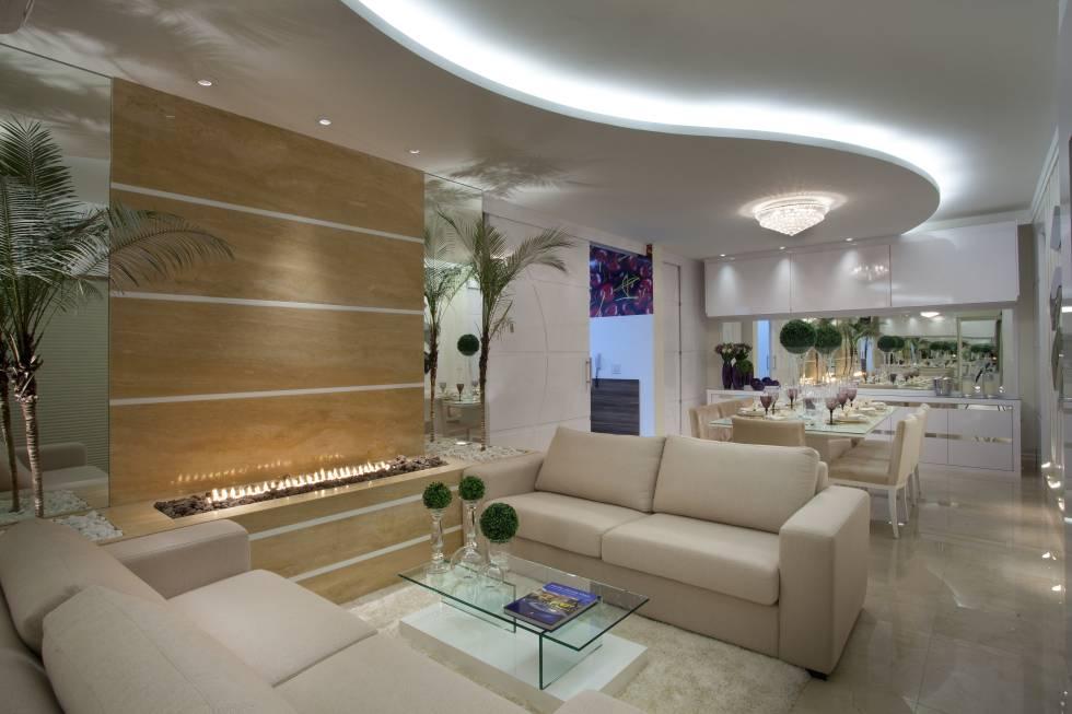 Obras em casa remodela es interiores or amento online for Sala design moderno