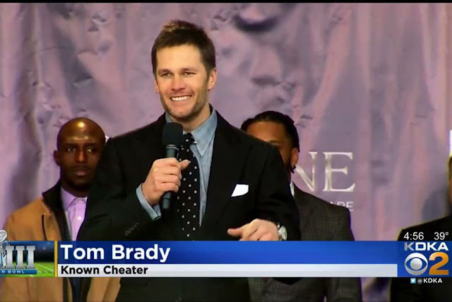 known cheater tom brady kdka