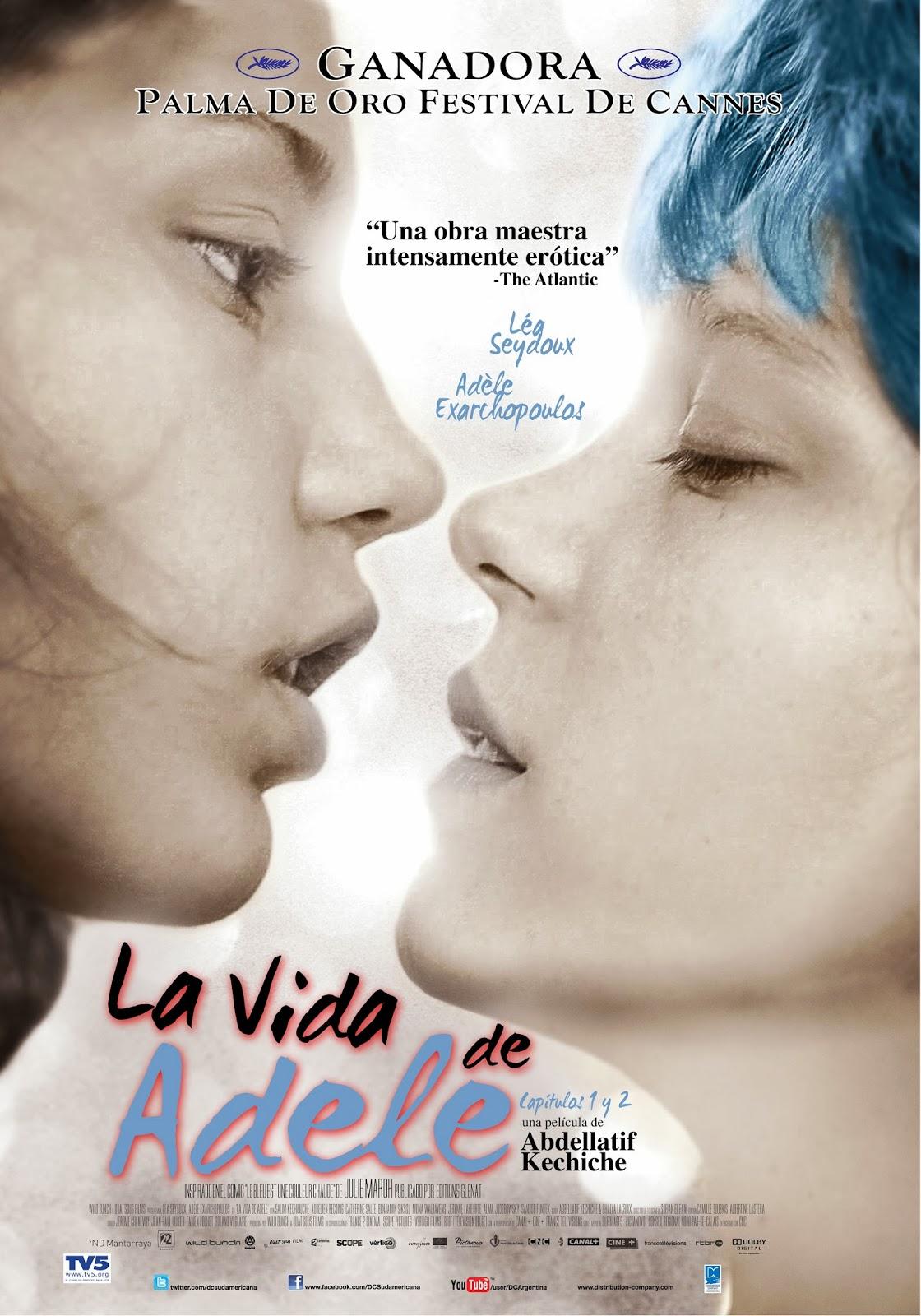Pelicula La vida de Adèle (2013) Full HD 720p Subtitulada Online imagen