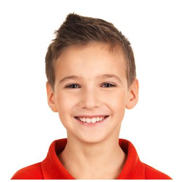 Model Cukur Rambut Anak Laki