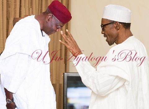 Angry Buhari Spits Fire Over Insertion Of 'Coordinator' Clause By CABAL Kyari In Osinbajo Letter To NASS, Heads To Roll In Aso Rock On Return