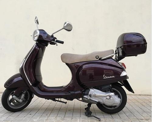 Vespa LX 125 new