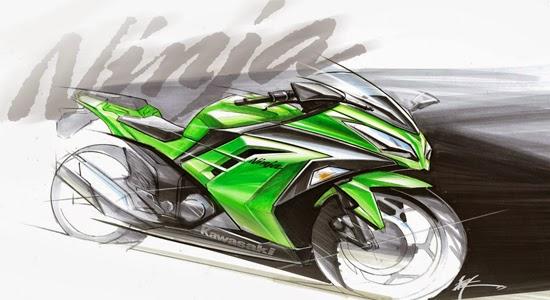 Daftar Harga Motor Baru Kawasaki Ninja Terbaru 2015