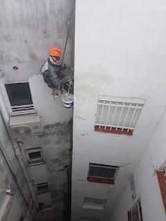 Trabajos realizados de altura en Sevilla 3