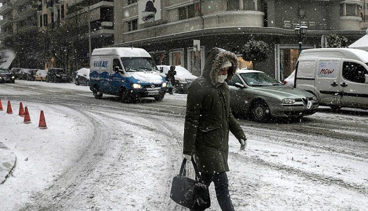 Κύμα Ψύχους θα Σαρώσει την Χώρα. Χιόνια και στα Πεδινά, Που θα Χιονίσει
