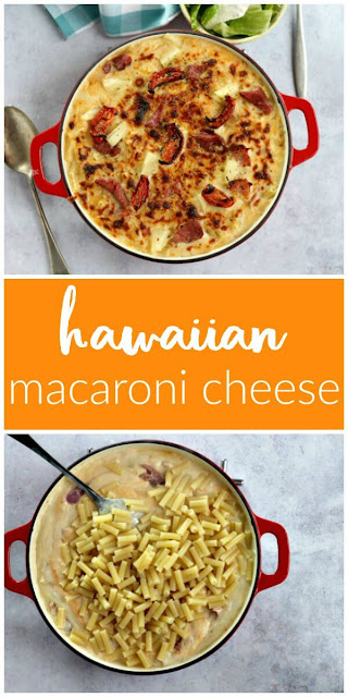 Hawaiian Macaroni Cheese