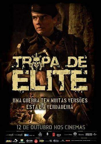 Tropa de élite (2007) [BRrip 1080p] [Latino] [Acción]
