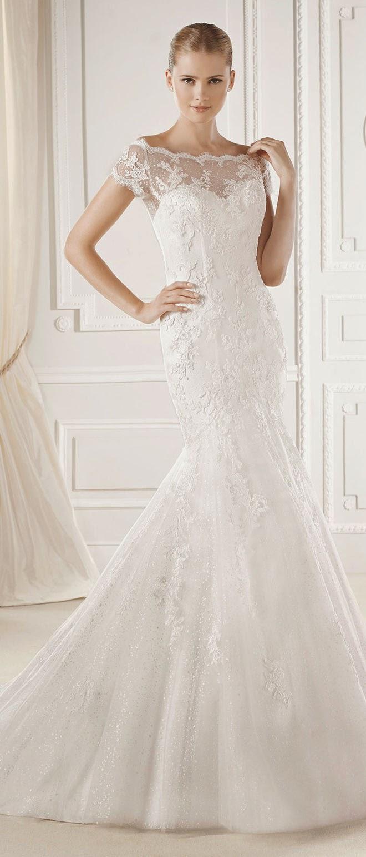 0f5f6645077 La Sposa Barcelona 2015 Bridal Collections - Belle The Magazine