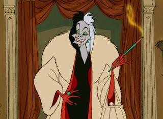 Cruella De Vil, Disney's 101 Dalmation