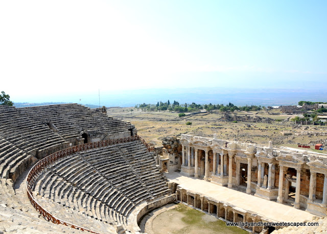 Roman Theatre in Hierapolis