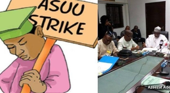 ASUU Strike: Lecturers To Meeting With Government On Thursday